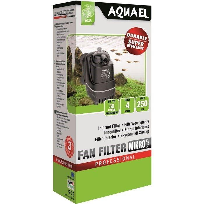 Фильтр внутренний Aquael FAN micro+ (до 30 л) - 1