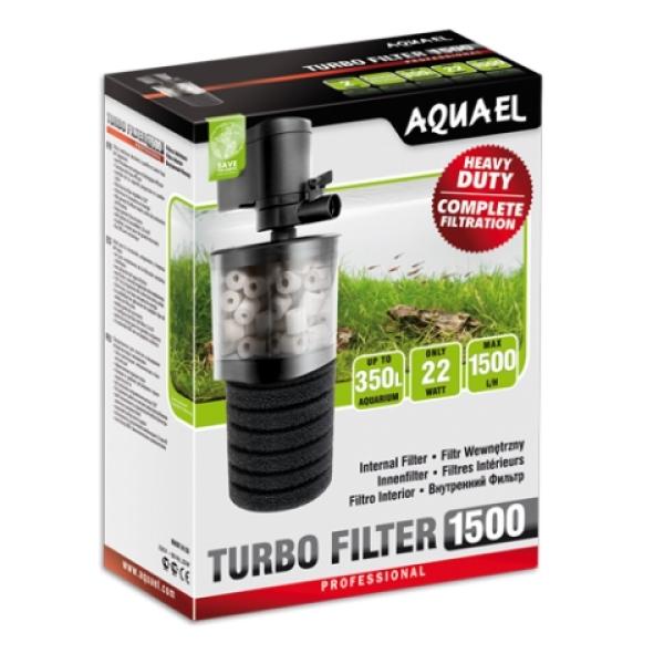 Фильтр внутренний AQUAEL Турбо 1000 (от 150 до 250 л) - 1