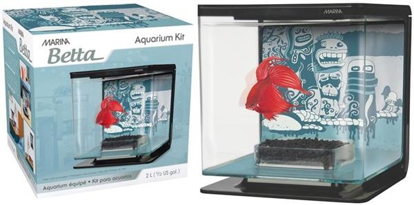 Аквариум Hagen Marina Betta Kit (2 л) - 1