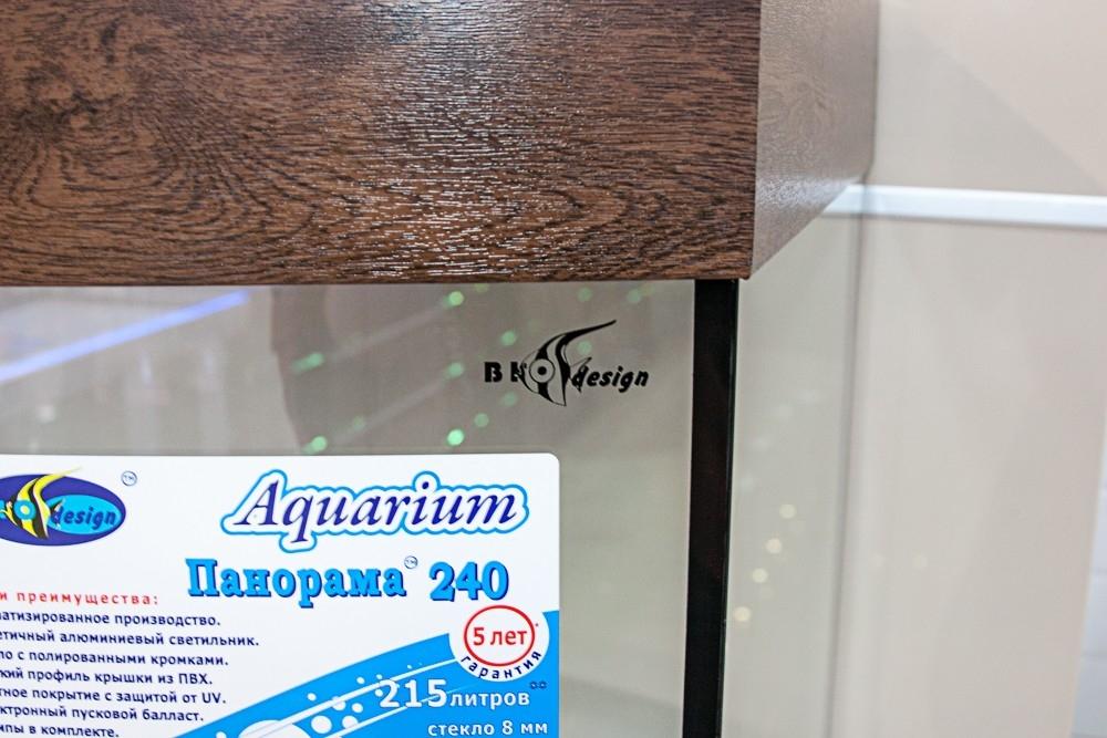 Аквариум Biodesign Панорама 240 (215 л) - 9