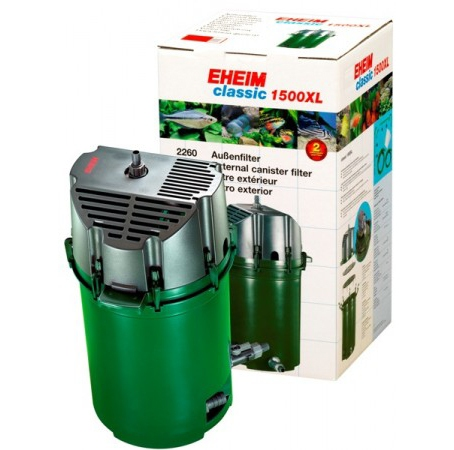 Фильтр внешний Eheim CLASSIC 1500XL (2260) (от 300 до 1500 л) - 2