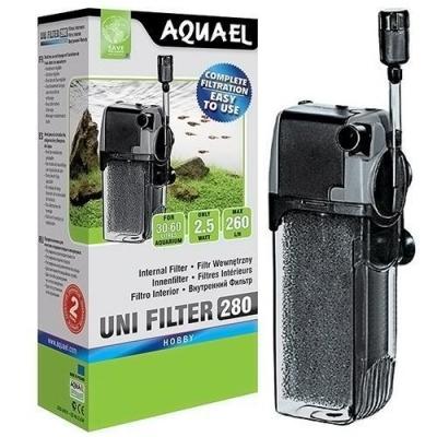 Фильтр внутренний AQUAEL UNIFILTER 280 (от 30 до 60 л) - 1