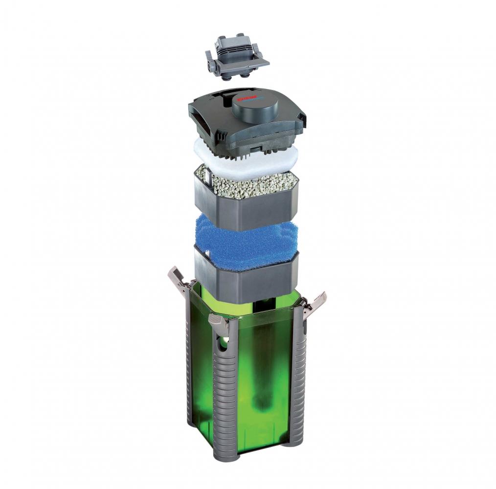 Фильтр внешний Eheim EXPERIENCE 250 (2424) (от 120 до 250 л) - 2