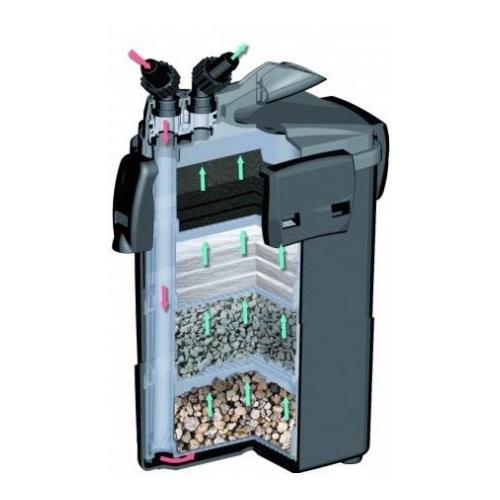 Фильтр внешний Aquael MINI KANI 120 (до 120 л) - 1