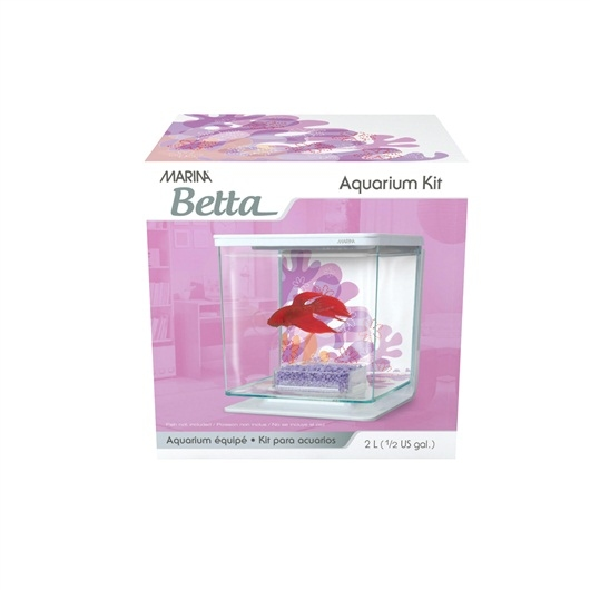 Аквариум Hagen Marina Betta Kit (2 л) - 3