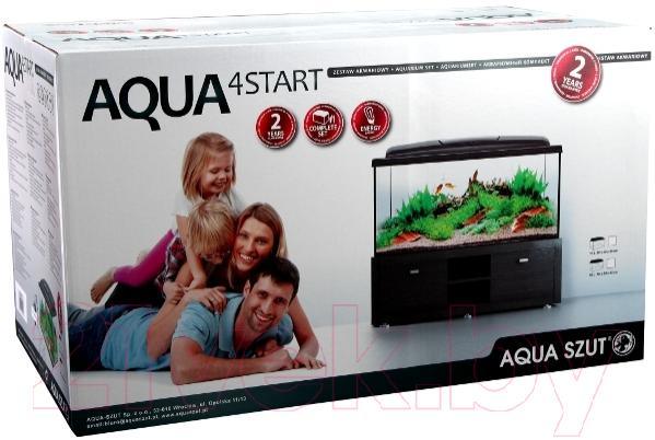 Аквариумный набор Aquael Aqua4Kids 45 л - 1