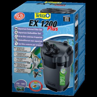 Фильтр внешний Tetra EX1200 plus (от 200 до 500 л) - 1