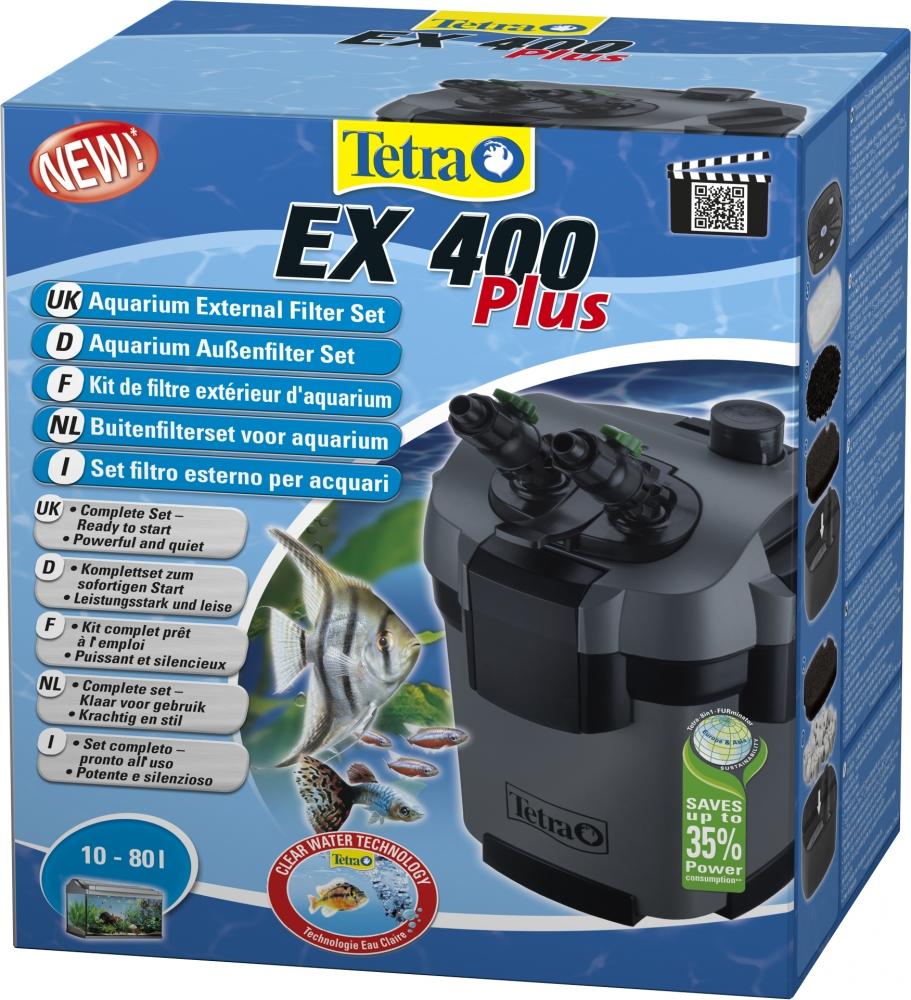 Фильтр внешний Tetra EX400 plus до 80л - 1