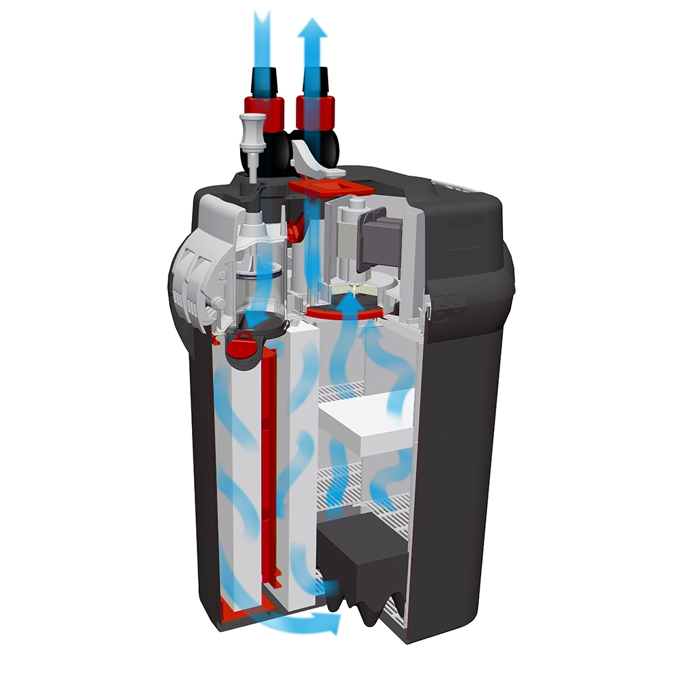 Фильтр внешний FLUVAL 406 (от 200 до 400 л) - 3