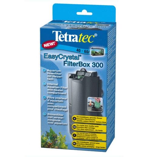 Фильтр внутренний EasyCrystal 300 Tetratec® (от 40 до 60 л) - 1