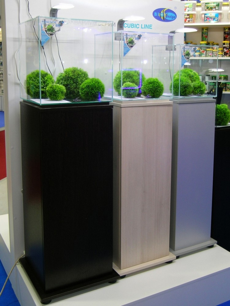 Аквариум Biodesign Q-Scape Opti 22,5 л - 3