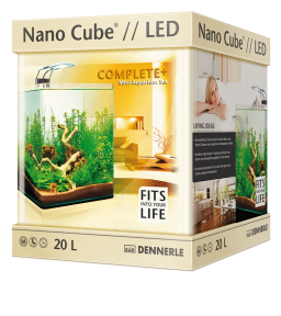 Аквариум Dennerle NanoCube Complete Plus NanoPower LED 10 (10 л) - 17314