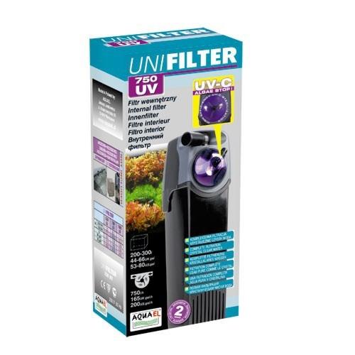 Фильтр внутренний AQUAEL UNIFILTER 750 UV POWER (от 200 до 300 л) - 2