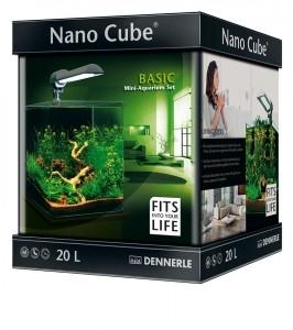 Аквариум Aquatlantis NANO CUBIC 40 (40 л) - 3