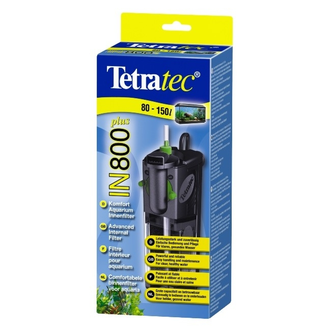 Фильтр Внутренний IN 800 Tetratec® (от 80 до 150 л) - 1