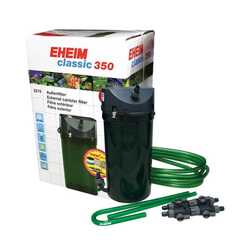 Фильтр внешний Eheim CLASSIC 350 (2215) (от 120 до 350 л) - 2