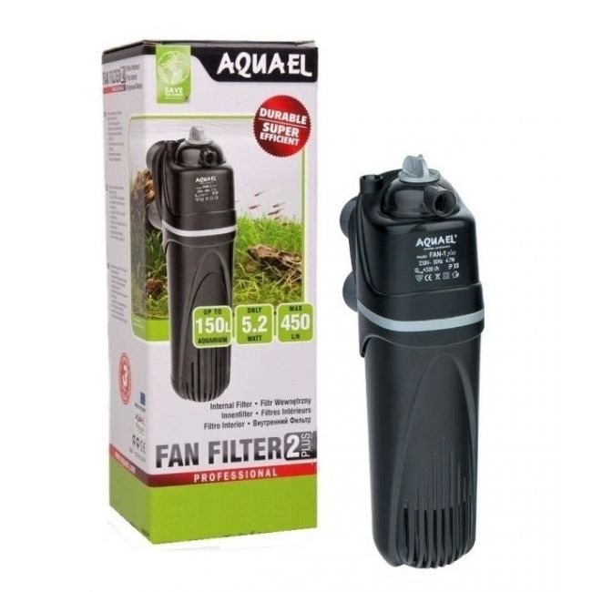 Фильтр внутренний AQUAEL FAN-2 plus (от 100 до 150 л) - 1