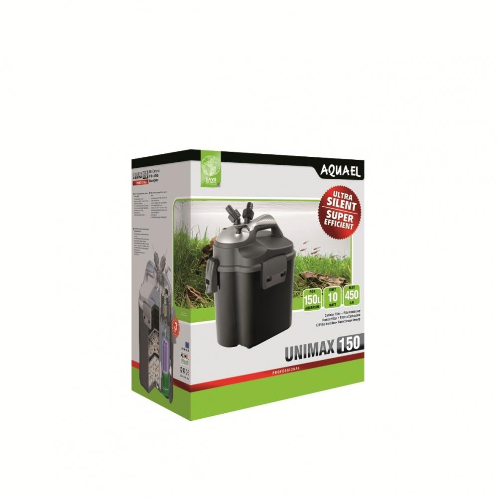 Фильтр внешний AQUAEL UNIMAX 150 (до 150 л) - 2