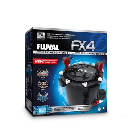 Фильтр внешний Hagen Fluval FX4 - 1