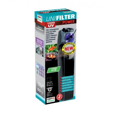 Фильтр внутренний AQUAEL UNIFILTER 1000 UV POWER (от 250 до 350 л) - 2