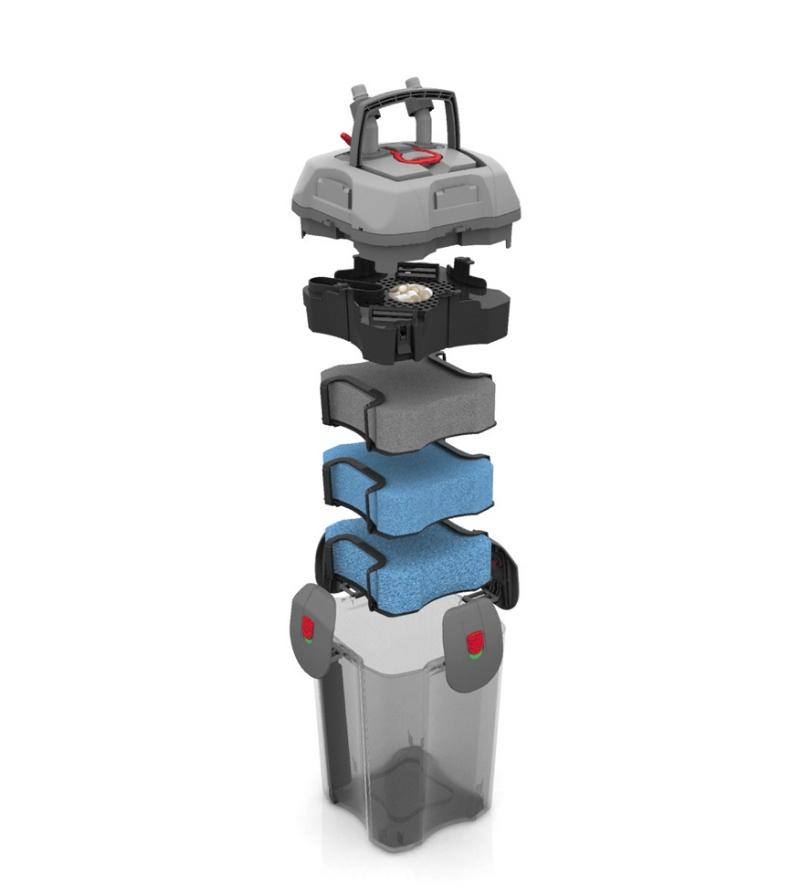 Фильтр внешний Ferplast BLUXTREME 1100 (150-300 л) - 1