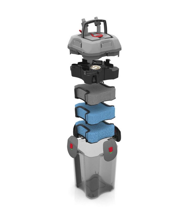 Фильтр внешний Ferplast BLUXTREME 1500 (до 500 л) - 1