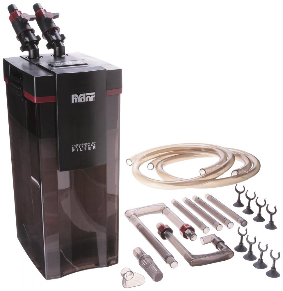 Внешний фильтр Hydor PROFESSIONAL FILTER 600 (от 380 до 600 л) - 1