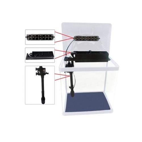 Аквариум Xilong LED (100 л) - 2