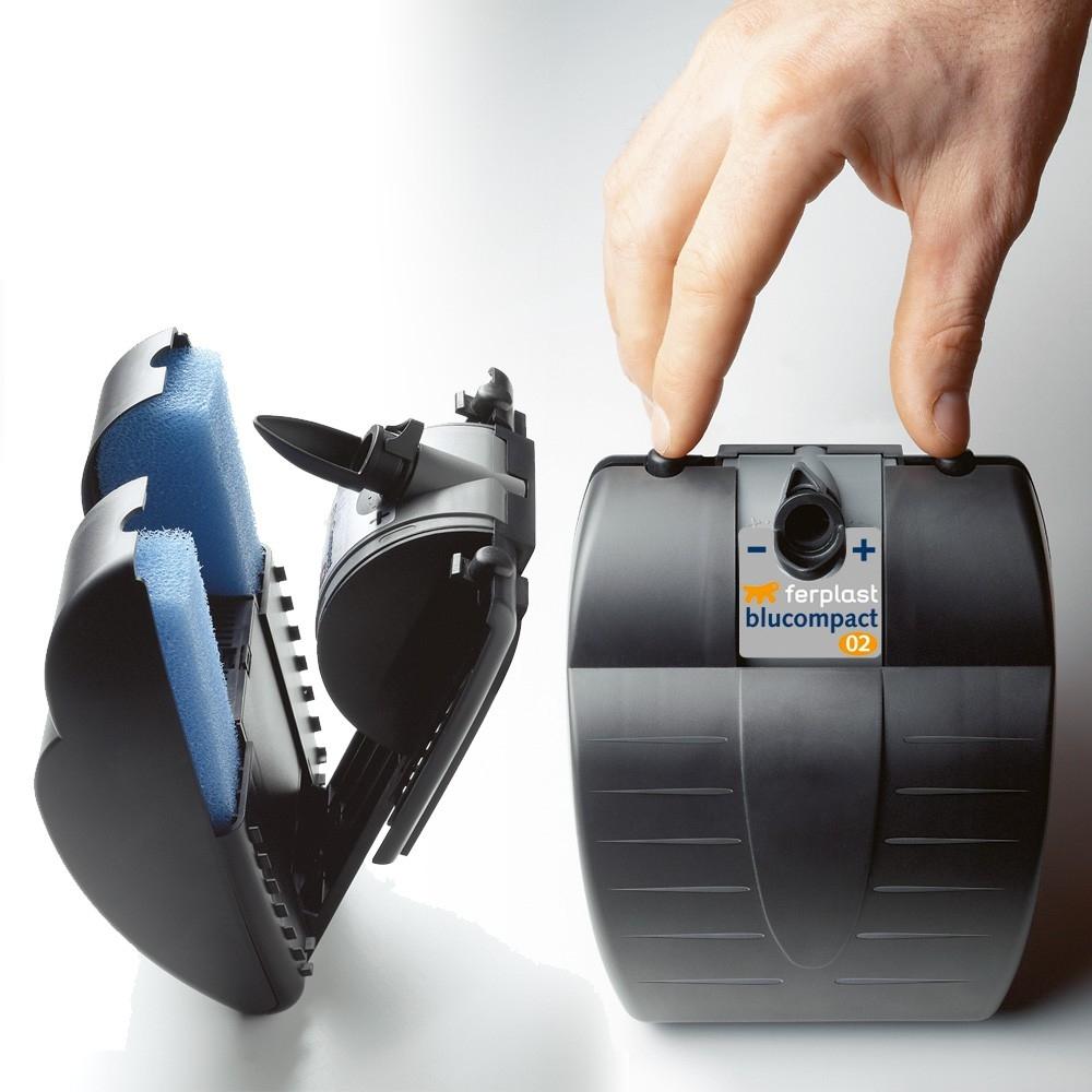Фильтр внутренний Ferplast BLUCOMPACT 02 (45 - 75 л) - 1
