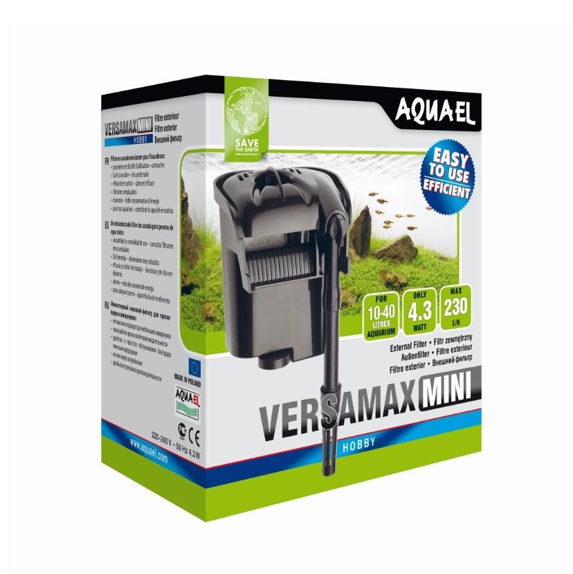 Фильтр навесной AQUAEL VERSAMAX mini (от 10 до 40 л) - 1