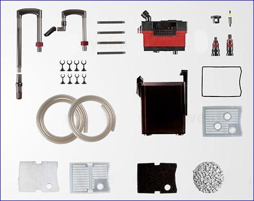 Внешний фильтр Hydor PROFESSIONAL FILTER 150 600 л/ч (от 80 до 150 л) - 2