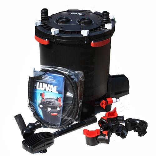 Фильтр внешний FLUVAL FX6 (до 1500 л) - 1