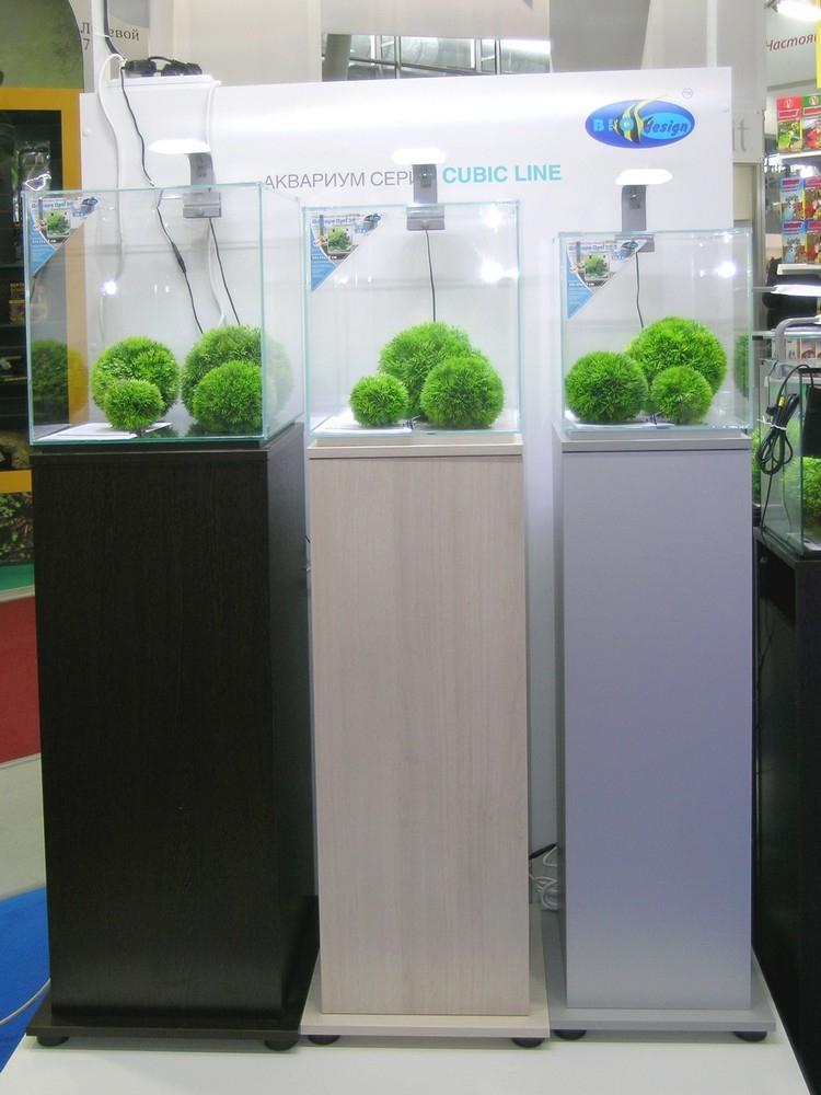Аквариум Biodesign Q-Scape Opti 22,5 л - 4