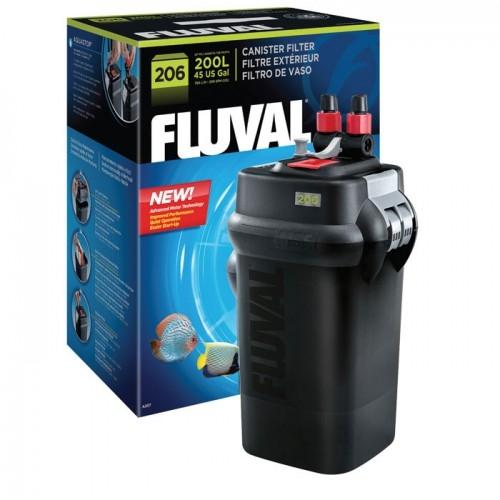 Фильтр внешний FLUVAL 206 (от 60 до 200 л) - 1